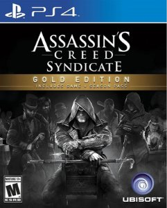 Assassin's Creed Syndicate Gold Edition - PS4 - Mídia Digital