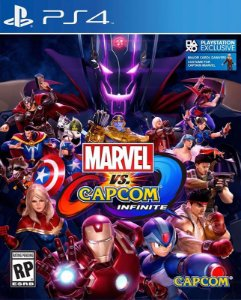 Marvel vs. Capcom: Infinite - PS4 - Mídia Digital