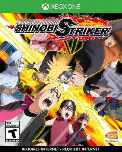 NARUTO TO BORUTO SHINOBI STRIKER - Xbox One - Mídia Digital