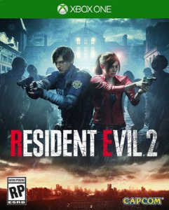 RESIDENT EVIL 2 - Xbox One - Mídia Digital