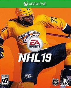 NHL 19 Edição Padrão - Xbox One - Mídia Digital
