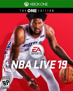 NBA LIVE 19 THE ONE EDITION - Xbox One - Mídia Digital