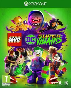 LEGO DC Super-Vilões - Xbox One - Mídia Digital
