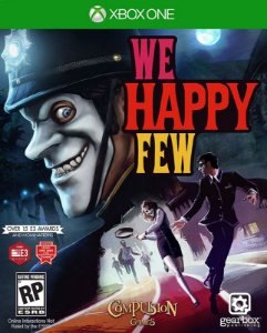 We Happy Few - Xbox One - Mídia Digital