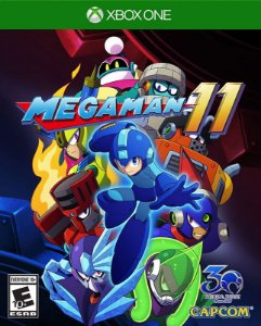 Mega Man 11 - Xbox One - Mídia Digital