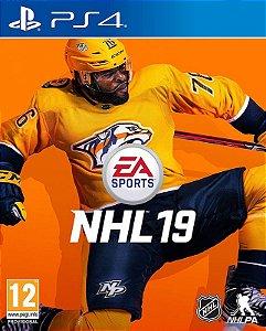 NHL 19 Edição Padrão - PS4 - Mídia Digital