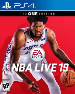 NBA LIVE 19 THE ONE EDITION - PS4 - Mídia Digital