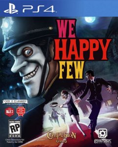 We Happy Few - PS4 - Mídia Digital