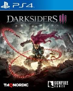 Darksiders III Standard Edition - PS4 - Mídia Digital