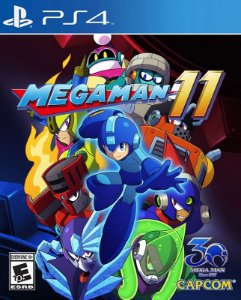 Mega Man 11 - PS4 - Mídia Digital