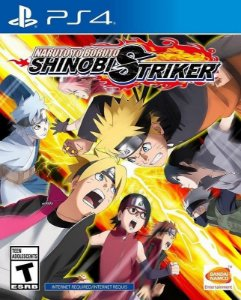 NARUTO TO BORUTO SHINOBI STRIKER - PS4 - Mídia Digital