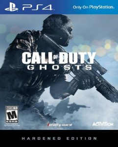 Call of Duty Ghosts Digital Hardened Edition - PS4 - Mídia Digital