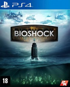 BioShock The Collection - PS4 - Mídia Digital
