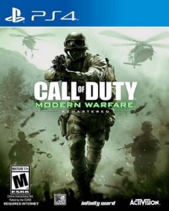 Call of Duty Modern Warfare  - PS4 - Mídia Digital