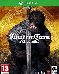 Kingdom Come Deliverance - Xbox One - Mídia Digital
