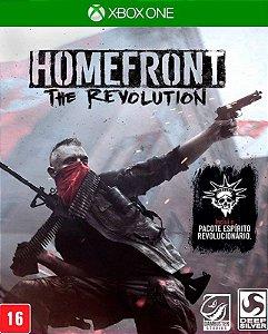 Homefront The Revolution - Xbox One - Mídia Digital