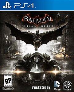 Batman Arkham Knight - PS4 - Mídia Digital