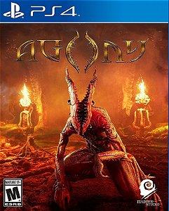 Agony - PS4 - Mídia Digital
