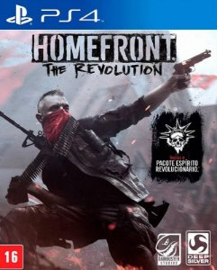 Homefront The Revolution - PS4 - Mídia Digital