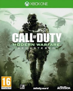 Call of Duty Modern Warfare - Xbox One - Mídia Digital