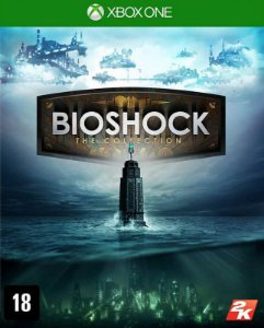 BioShock The Collection- Xbox One - Mídia Digital