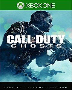 Call of Duty Ghosts Digital Hardened Edition- Xbox One - Mídia Digital