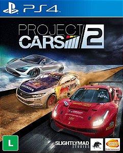 Project CARS 2 - PS4 - Mídia Digital