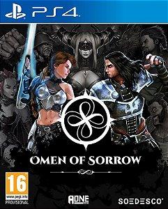 Omen of Sorrow - PS4 - Mídia Digital