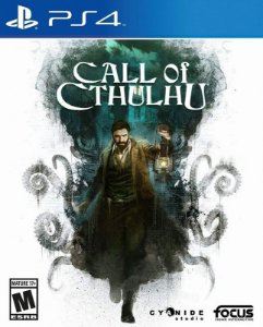 Call Of Cthulhu - PS4 - Mídia Digital