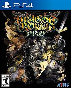 Dragon's Crown Pro - PS4 - Mídia Digital