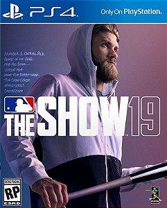 MLB The Show 19 - PS4 - Mídia Digital - PRÉ-VENDA