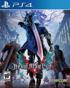 Devil May Cry 5 - PS4 - Mídia Digital - PRÉ-VENDA