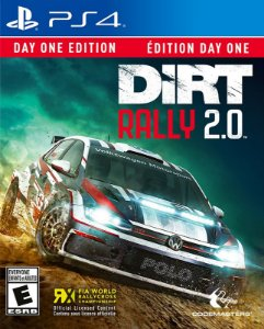 DiRT Rally 2.0 - PS4 - Mídia Digital - PRÉ-VENDA
