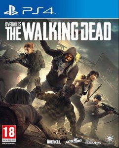 OVERKILL's The Walking Dead - PS4 - Mídia Digital - PRÉ-VENDA
