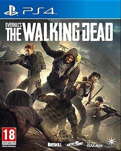 OVERKILL's The Walking Dead - PS4 - Mídia Digital - PRÉ-VENDA