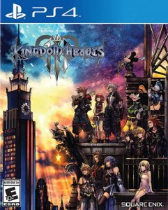 KINGDOM HEARTS III - PS4 - Mídia Digital