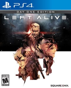 LEFT ALIVE DAY ONE EDITION - PS4 - Mídia Digital - PRÉ-VENDA