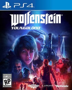 Wolfenstein Youngblood - PS4 - Mídia Digital - PRÉ-VENDA