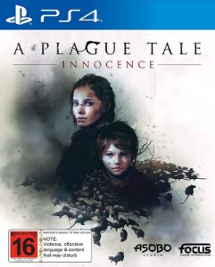 A Plague Tale Innocence - PS4 - Mídia Digital