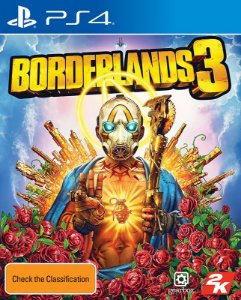 Borderlands 3 - PS4 - Mídia Digital - PRÉ-VENDA