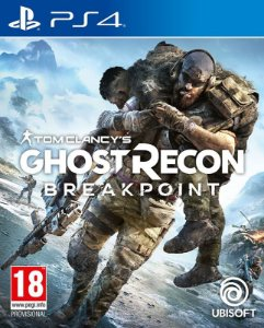 Tom Clancy's Ghost Recon Breakpoint - PS4 - Mídia Digital - PRÉ-VENDA