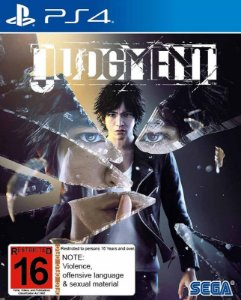 Judgment - PS4 - Mídia Digital - PRÉ-VENDA
