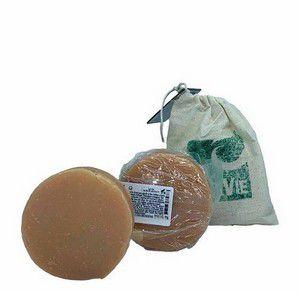Xampu em Barra Leite Vegetal, Aveia e Vanilla uNeVie 90g