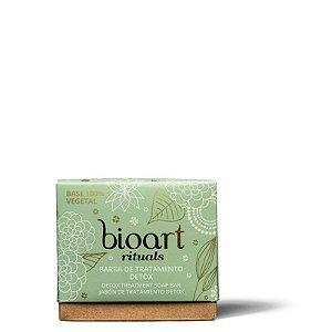 Barra de Tratamento Detox Vegana para pele oleosa, 100g, Bioart (Val 06/2021)