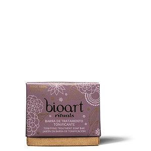 Barra de Tratamento de argila Tonificante Vegana, 100g, Bioart (Val 06/2021)