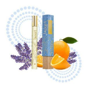 Óleo Perfumado Alegria (aromaterapia) 10ml e Roll On Bioart