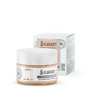 Creme Hidratante Facial Orgânico/Natural Almanati, 30g