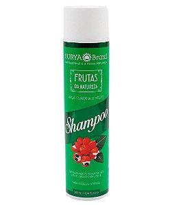 Shampoo Amla, Guaraná e Melão Frutas da Natureza, Surya Brasil, 300ml