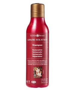 Shampoo Vegano Restaurador Color Fixation, Surya Brasil, 250ml