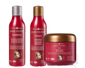 Kit color natural - shampoo, condicionador e máscara capilar, Surya Brasil